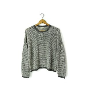 Eileen Fisher Organic Cotton relaxed sweater